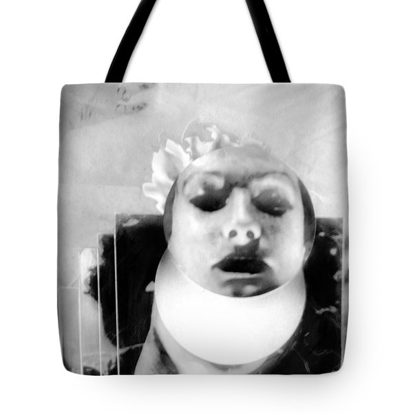 Think Of Things To Come Tote Bag by Rory Sagner