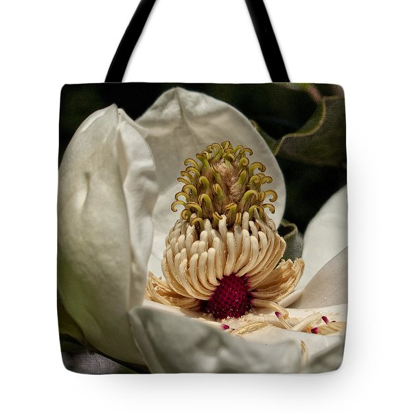 Tote Bag featuring the photograph Third Stage by Barbara Middleton