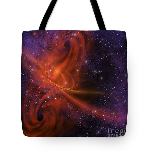 This Cosmic Phenomenon Is A Whirlwind Tote Bag