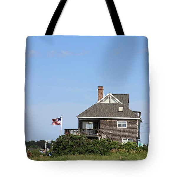 This Is America Tote Bag by Michael Mooney