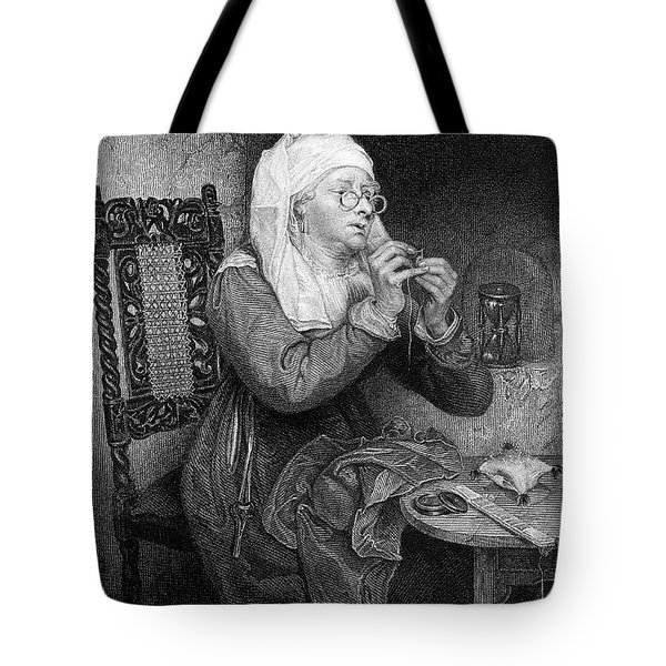 Threading The Needle Tote Bag by Granger