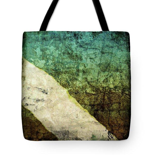 Three Moods Of Modern II Tote Bag by Brett Pfister