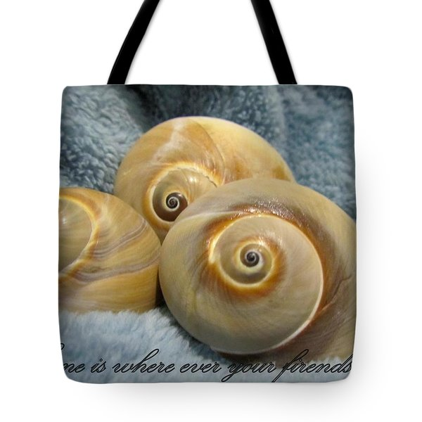 Tote Bag featuring the photograph Three Of A Kind by Danielle  Parent
