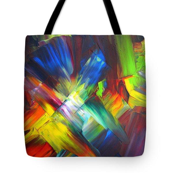 Thrive Tote Bag by Kathy Sheeran