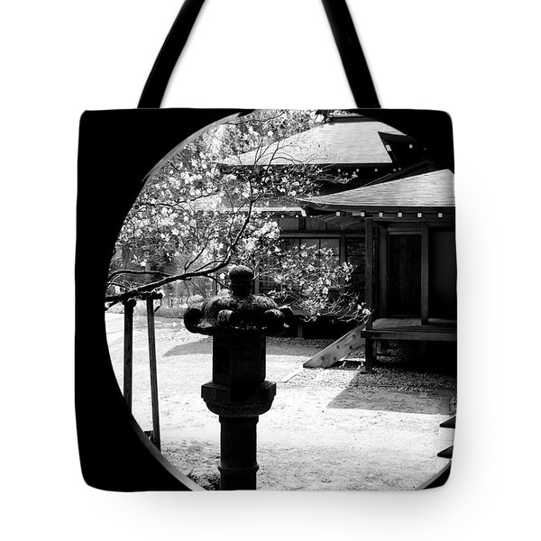 Through The Window Of Time Tote Bag by Sebastian Musial