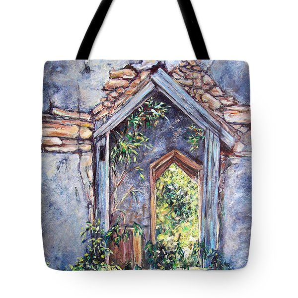 Through The Years Tote Bag by Li Newton