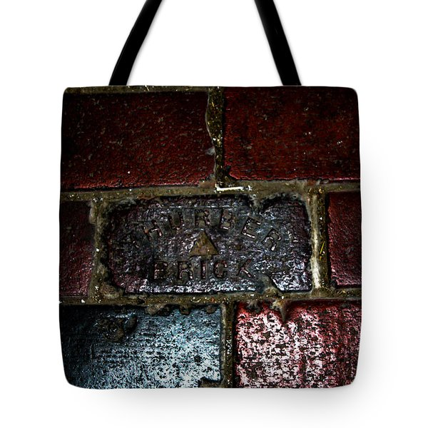 Thurber Brick Tote Bag