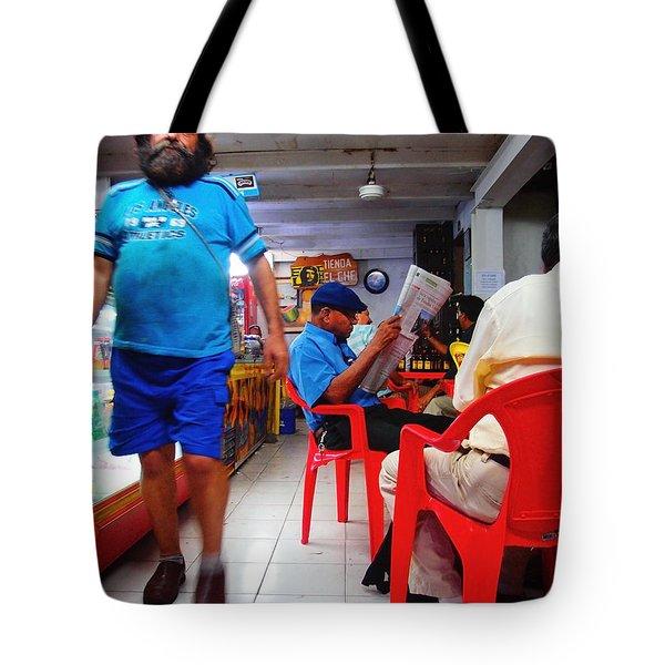 Tienda El Che Tote Bag