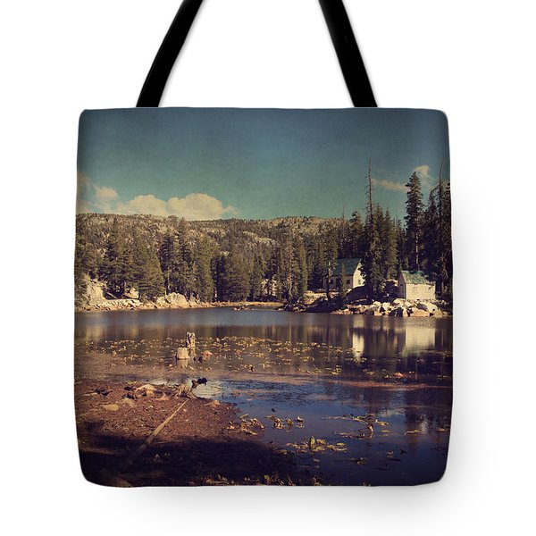 Time Always Reveals Tote Bag by Laurie Search