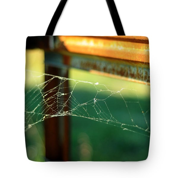 Time And Patience Tote Bag