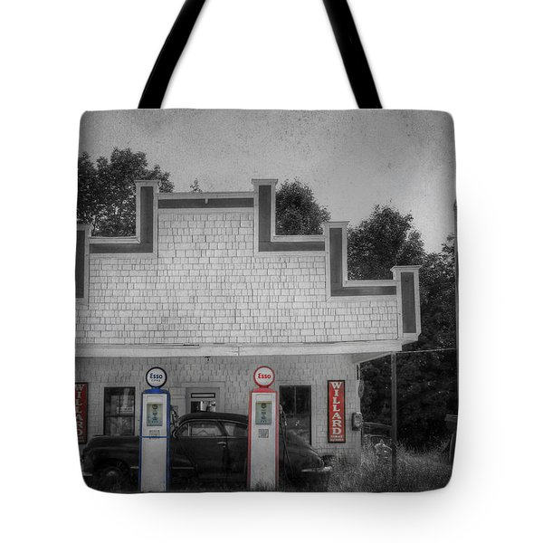 Time Stands Still Tote Bag by Lori Deiter