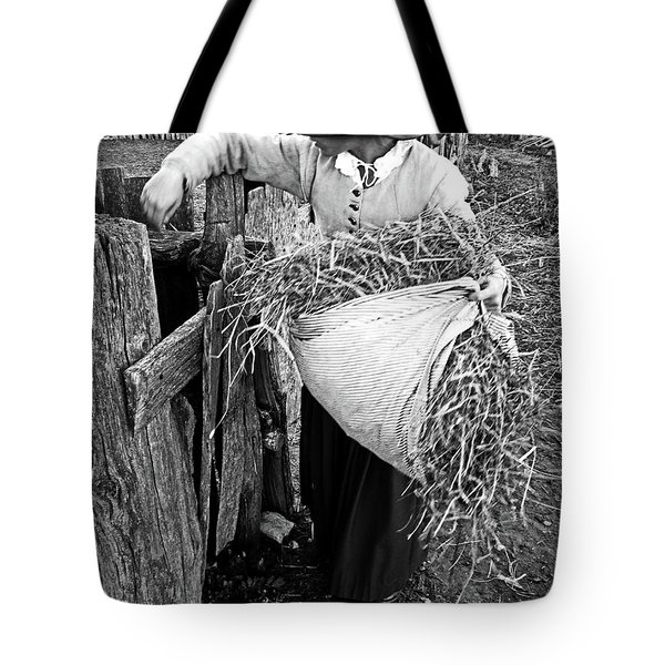 Time To Feed My Bull Tote Bag