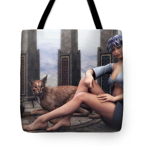 Time To Relax Tote Bag by Jutta Maria Pusl