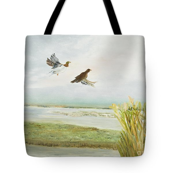Timeless Journey Tote Bag