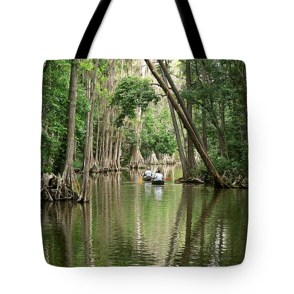 Timeless Passage Tote Bag