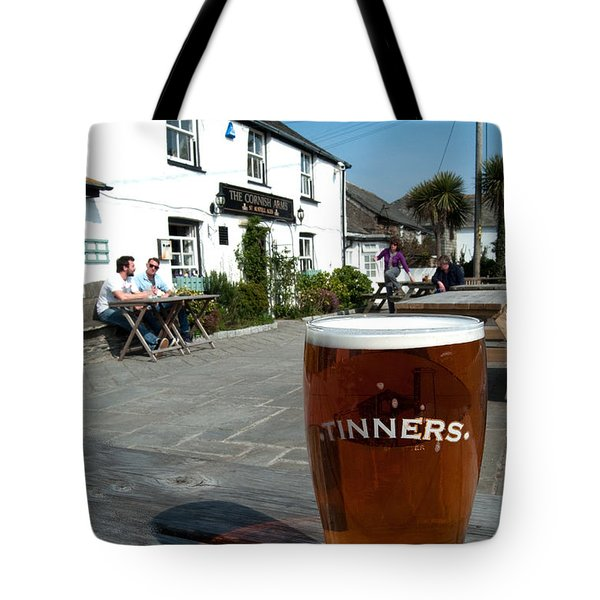 Tinners Tote Bag by Rob Hawkins