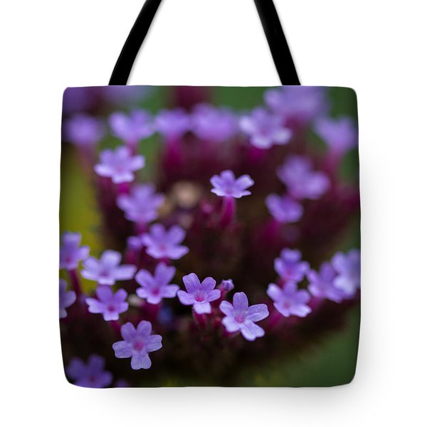 tiny blossoms II Tote Bag