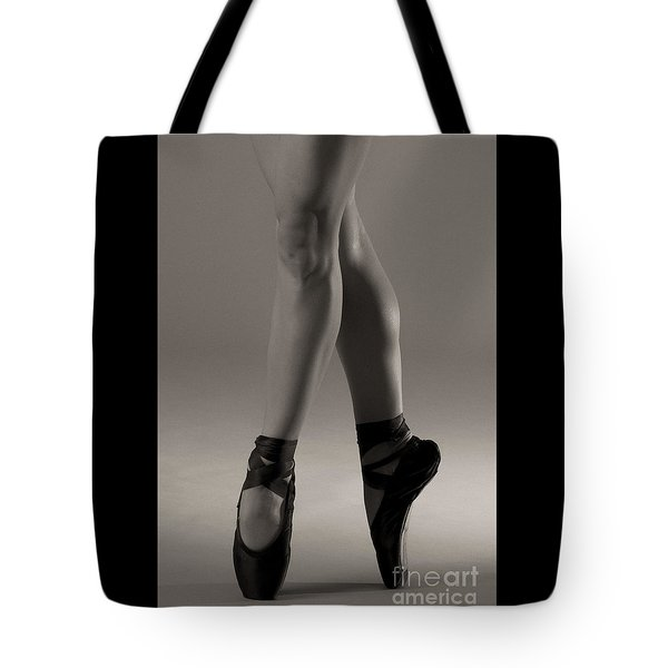 Tote Bag featuring the photograph Tiny Dancer by Angelique Olin