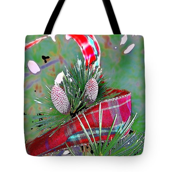 Tis The Season Tote Bag by Anne Mott