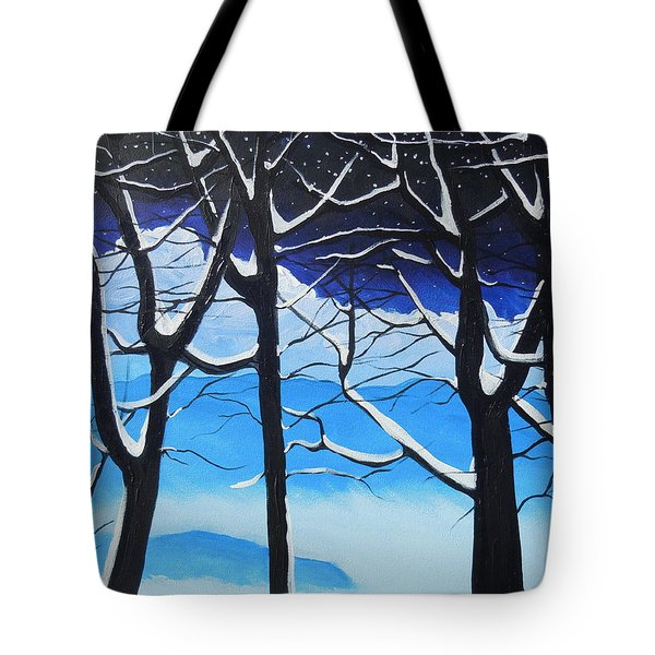Tis The Season Tote Bag by Dan Whittemore