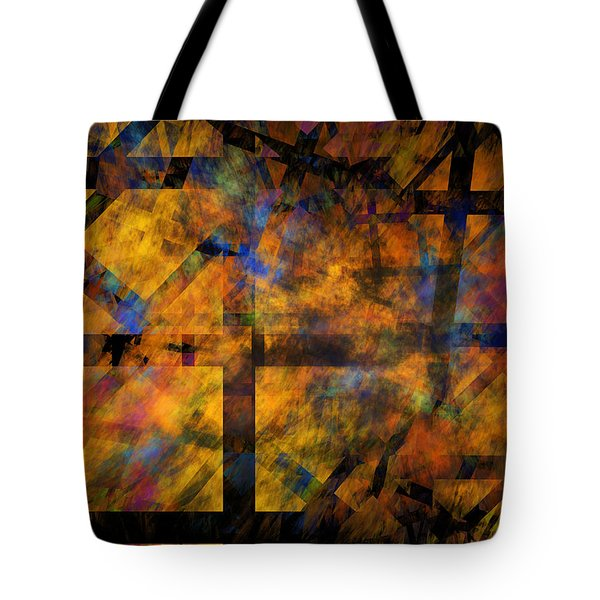 To See The Fire Tote Bag