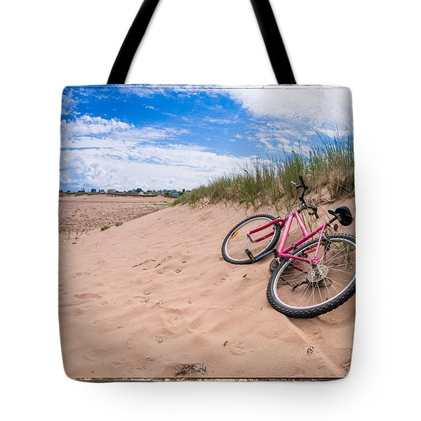 To The Beach Tote Bag by Edward Fielding