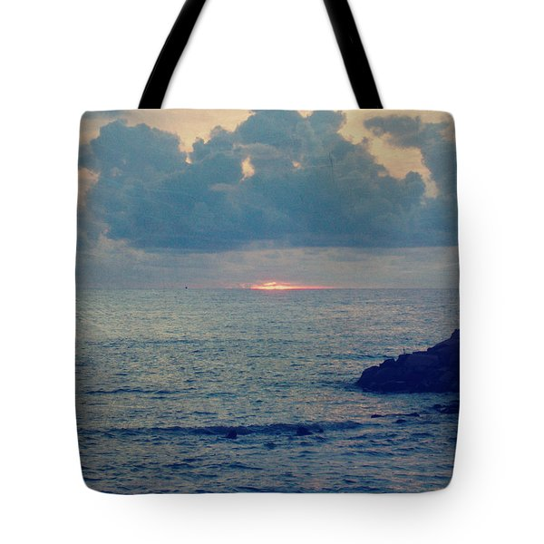 To The Ends Of The Earth Tote Bag by Laurie Search