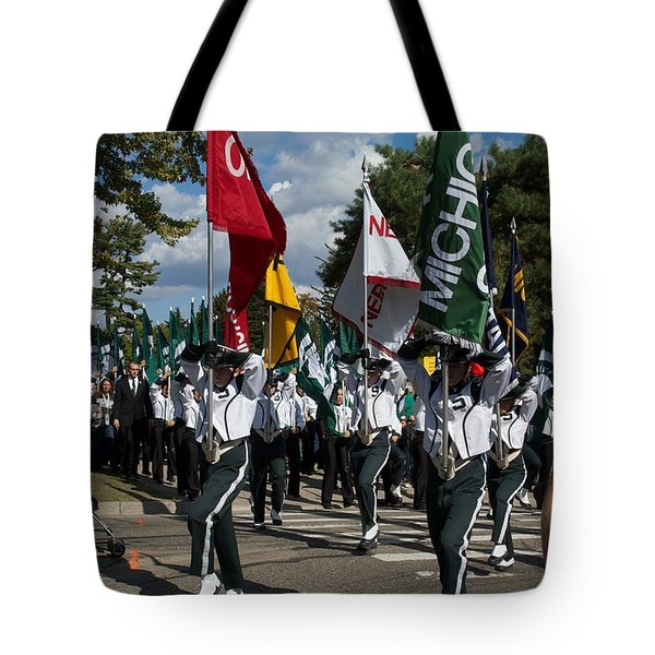 To The Field Tote Bag