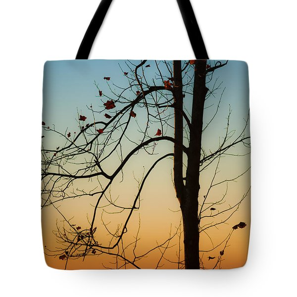To The Morning Tote Bag