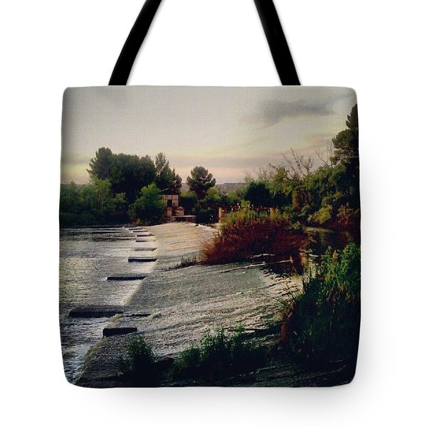 #toledo #spain #hubnature Tote Bag