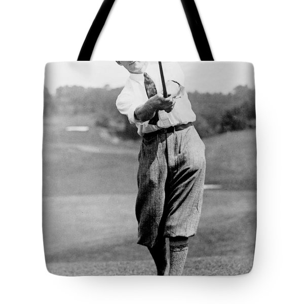 Tom Armour Wins Us Golf Title - C 1927 Tote Bag by International  Images