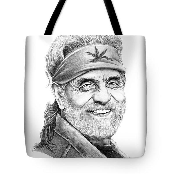 Tommy Chong Tote Bag by Murphy Elliott