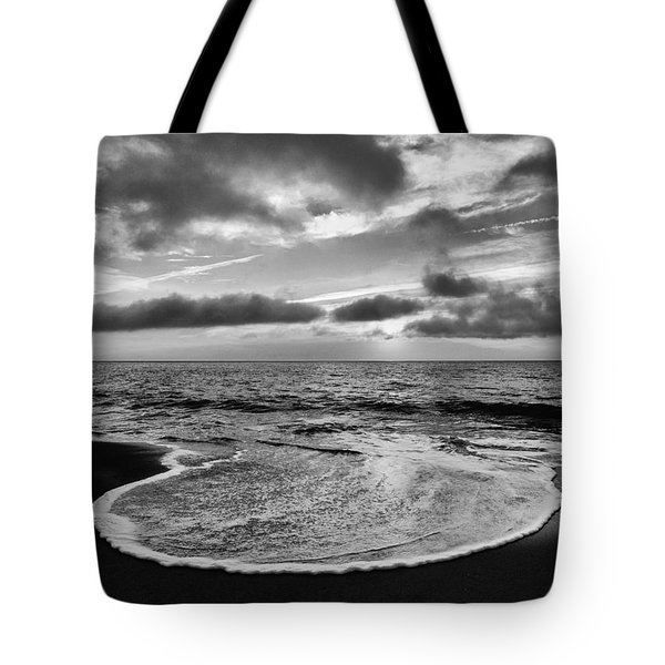 Tongue Of The Ocean Tote Bag by Jim Moore
