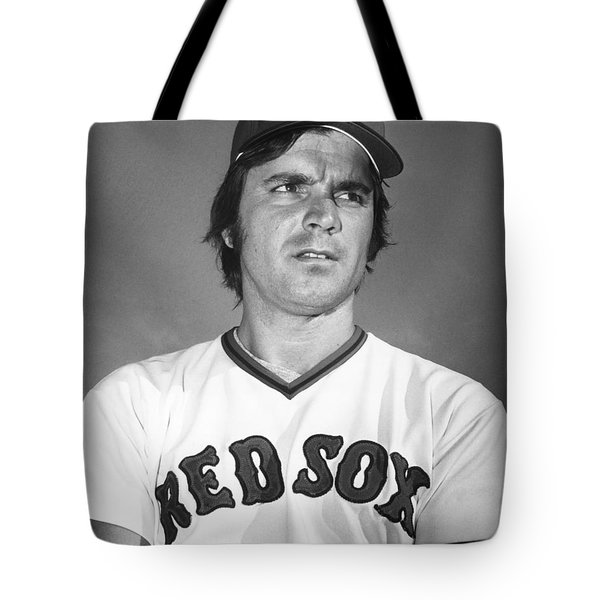 Tony Conigliaro (1945-1990) Tote Bag by Granger