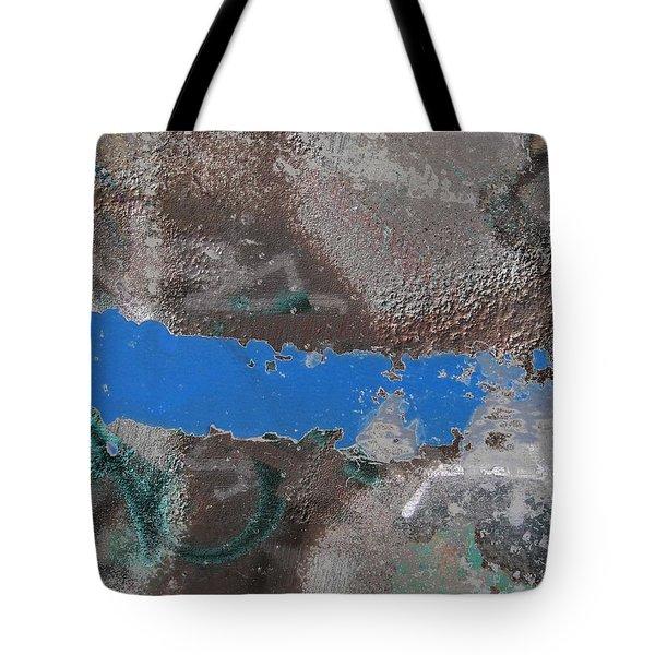 Torn 2 Tote Bag by Tim Allen