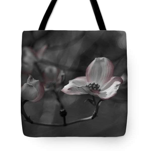 Touch Of Color Tote Bag