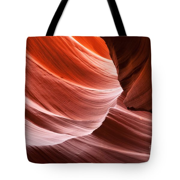 Toward The Light Tote Bag by Bob and Nancy Kendrick