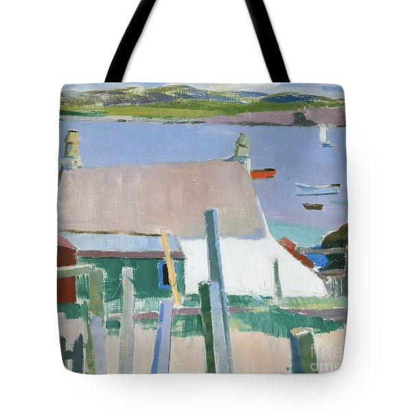 Towards Mull Tote Bag by Francis Campbell Boileau Cadell