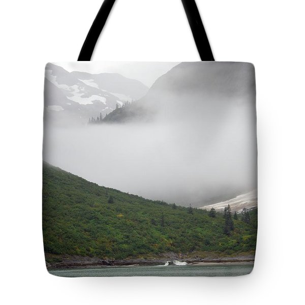 Tracy Arm Inlet Tote Bag
