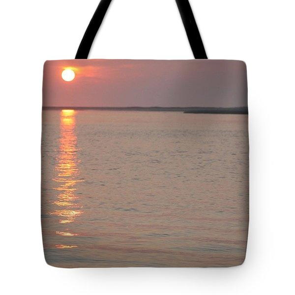 Tranquil And Reflective  Tote Bag