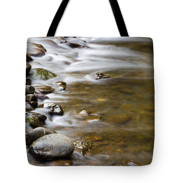Tranquil Tote Bag by Heidi Smith