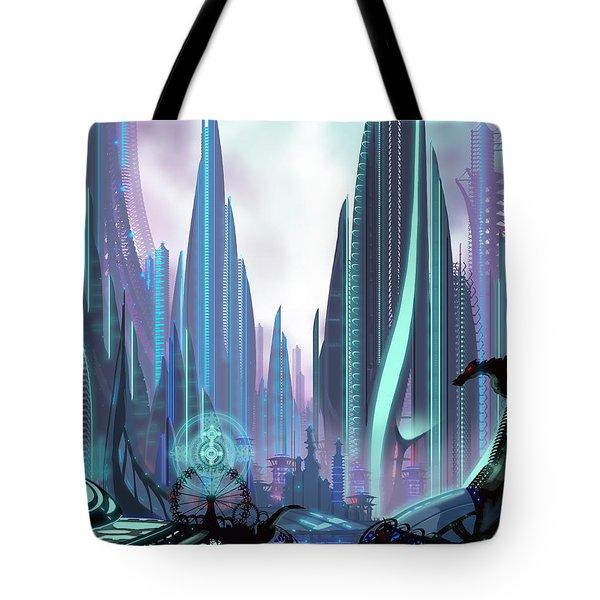 Transia Tote Bag