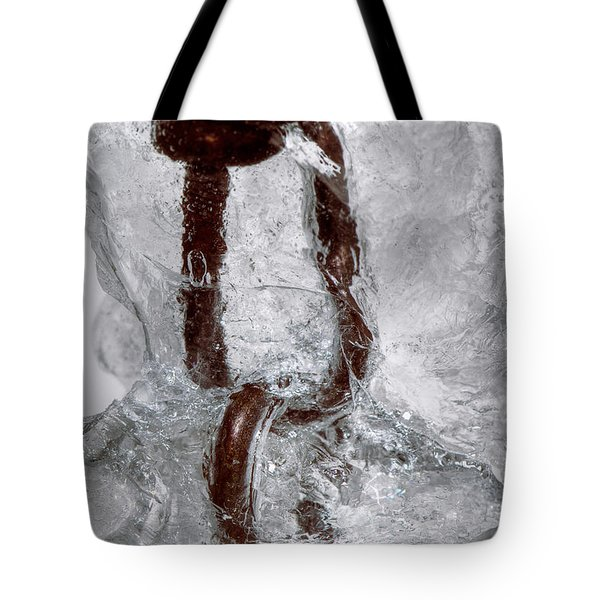Trapped Tote Bag by Lisa Knechtel