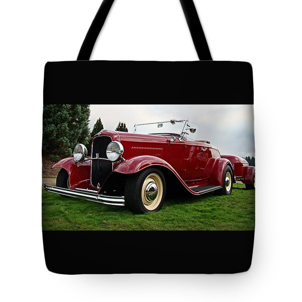 Travel Ready Tote Bag by Nick Kloepping