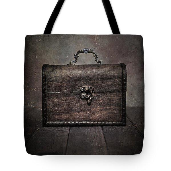 Treasure Tote Bag by Joana Kruse