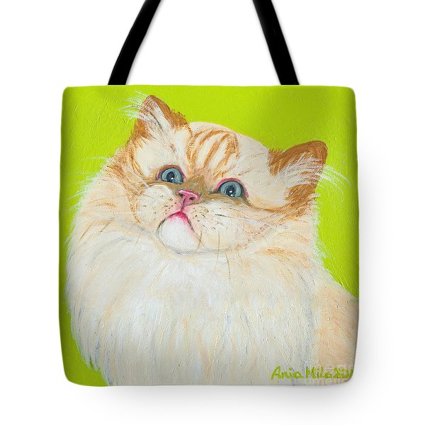 Treat Please Tote Bag