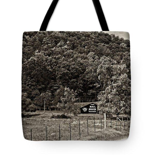 Treat Yourself Sepia Tote Bag by Steve Harrington