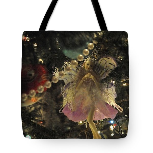 Tree Fairy Tfp Tote Bag