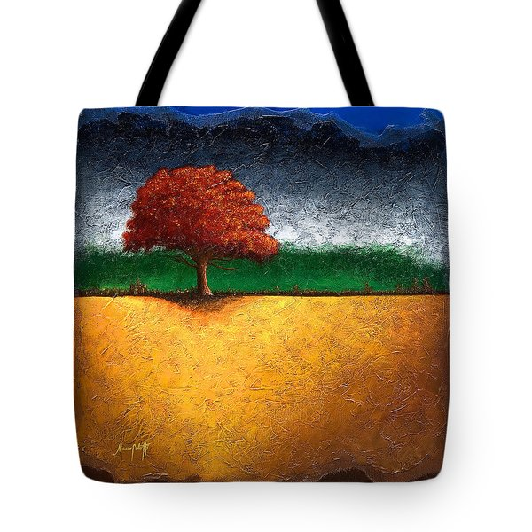 Tree Of Life Tote Bag by Mauro Celotti