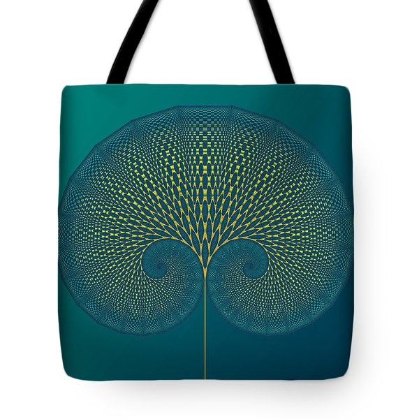 Tree Of Well-being Tote Bag by Mark Greenberg